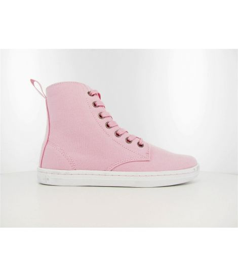 dr martens hackney bubblegum canvas