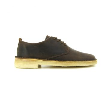 clarks desert london eeswax