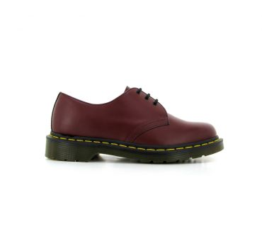 dr martens 1461 cherry red smooth